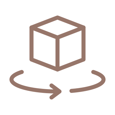 Icon 3D-Ansicht