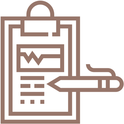 Icon Zielführende Diagnostik